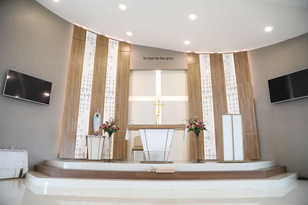 TMS Chapels Opened